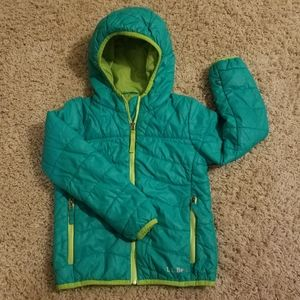 L.L. BEAN girls nylon jacket!